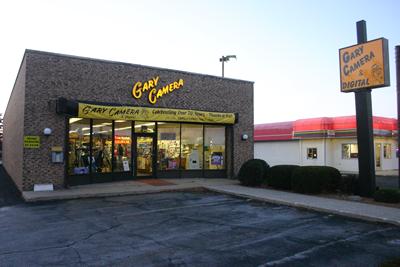 Gary Camera Store