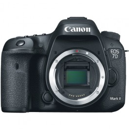 Canon EOS 7D Mark II (Body Only / No Lens)