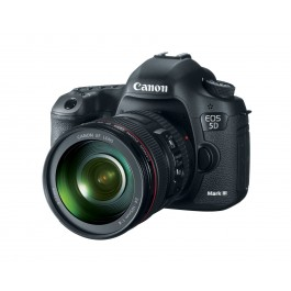 Canon EOS 5D Mark III w/ 24-105mm f/4L IS USM Lens