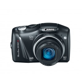 Canon PowerShot SX150 IS (Black)