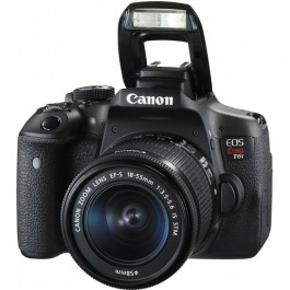 Canon EOS Rebel T6i w/ 18-55mm IS STM Lens
