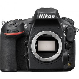 Nikon D810 (Body Only / No Lens)