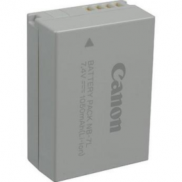 Canon NB-7L Rechargeable Lithium Ion Battery Pack