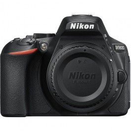 Nikon D5600 (Body Only / No Lens)
