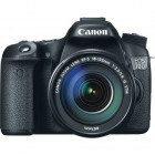 Canon EOS 70D w/ 18-135mm IS STM Zoom Lens