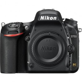 Nikon D750 (Body Only / No Lens)