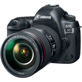 Canon EOS 5D Mark IV w/ 24-105mm f/4L IS II USM Lens