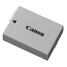 Canon LP-E8 Rechargeable Lithium Ion Battery for T3i, T4i