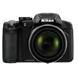 Nikon Coolpix P520 (Photo shows P510)