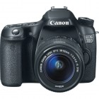 Canon EOS 70D w/ 18-55mm IS STM Zoom Lens