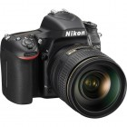 Nikon D750 Camera & AF-S NIKon 24-120mm f/4G ED VR Lens