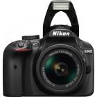 Nikon D3400 DSLR Camera & Nikon AF-S 18-55mm f/3.5-5.6G VR Lens